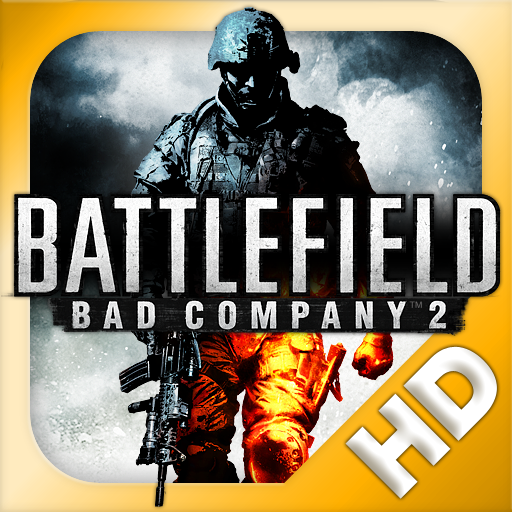 BATTLEFIELD: BAD COMPANY™ 2 for iPad (AppStore Link)