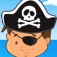 icon for The Day I Became A Pirate - An Interactive Book App for Kids