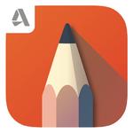 Autodesk SketchBook app for ipad